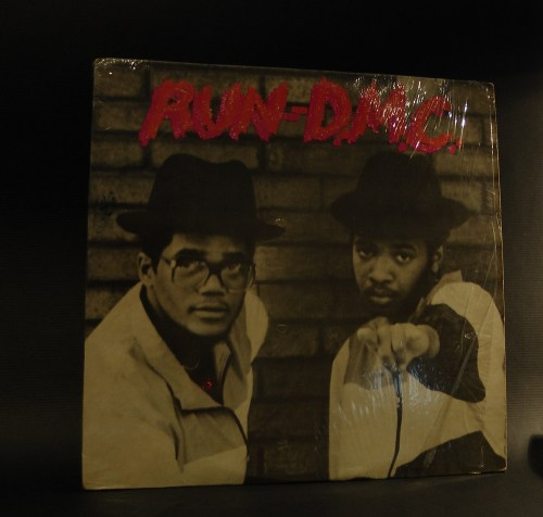 run-dmc - 1984 profile records - jason, represent - dallas tx, usa - 04 / 2013 -