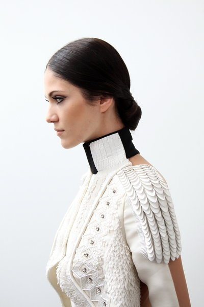givenchycode:   Stephane Rolland S/S 2013 .. Dope collection for a female