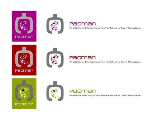 Logo for European research project PacMan