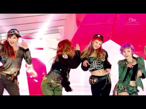 "Hyoyeon of Girls Generation wearing our Ribcage Harness in their new MV ""I Got A Boy""! ❤ We saw the teaser earlier and now they released the full video! Check it out here: http://m.youtube.com/watch?v=wq7ftOZBy0E —Os"