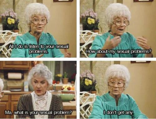 vinylstatic:  Sophia Petrillo is my spirit animal.