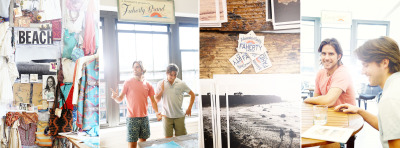 Some moments from a shoot for Harper's Bazaar of The Faherty Brothers. http://www.fahertybrand.com/ © Elizabeth Griffin More here: http://www.harpersbazaar.com/fashion/fashion-articles/faherty-brand-fashion