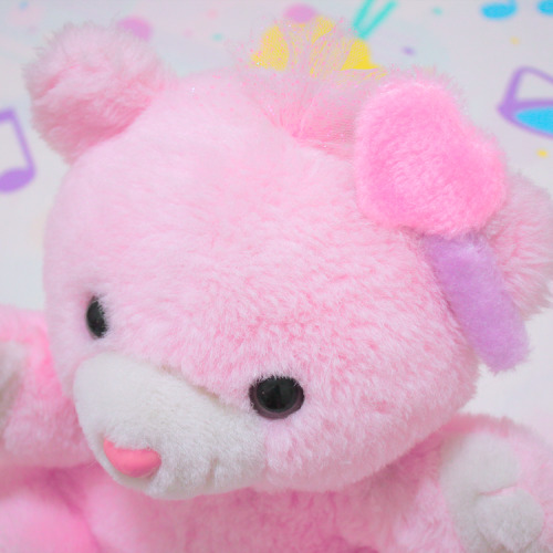 fairy kei pop kei teddy bear 90& 039;s pop