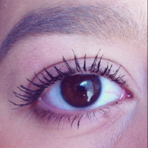 H-eye g-eyes 👀 #eyes #mascara #repost