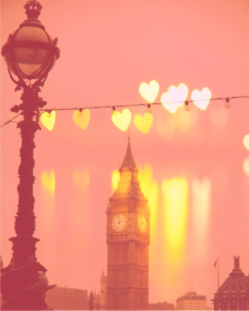 London Big Ben photo Night Rainbow Fine Art di KeriBevan su Etsy