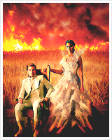 Catching  Fire portraits. (x)