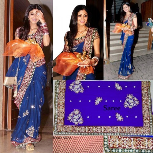 Replica Designer Clothing And Accessories Bollywood replica sarees have