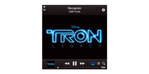 Apple releases iTunes 11.0.3 with new MiniPlayer