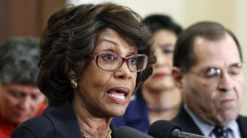 "In the face of intense lobbying pressure, Ms. Waters voted on Tuesday to oppose several House bills that would water down Dodd-Frank, a move that one consumer advocate called ""gutsy.""""Sometimes the advocates won't like what I'm doing, and sometimes the industry won't,"" Ms. Waters said during the tour of her district in March. Then, raising her voice and striking a feistier tone, she added: ""I'm not owned by anyone.""  more from a profile of Waters, here."