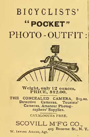 ~ The Bicycling World, November 1887