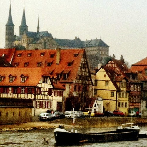 Did you know….Bamberg is the 3rd largest #UNESCO site in #Europe? #Germany #bavaria