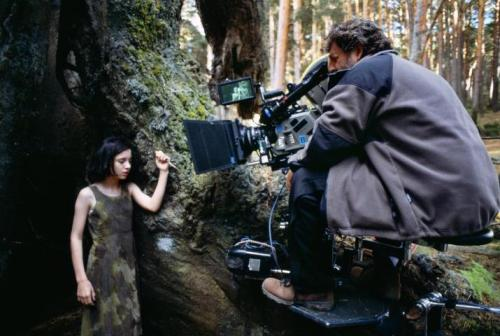 Behind the scenes of Guillermo del Toro's Pan's Labyrinth