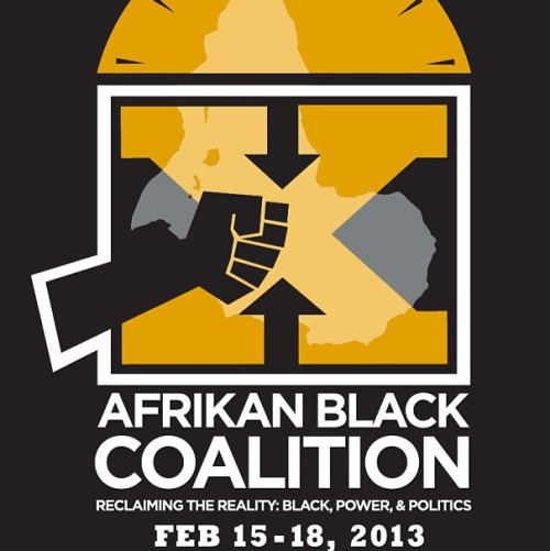 Shoutout to the Black community at UCSD and the Afrikan Black Coalition for putting on an amazingly refreshing and empowering conference!! #coalition #blackness #mcc #empowerment #community #blackhistorymonth  #ucsandiego #solidarity #mccberkeley
