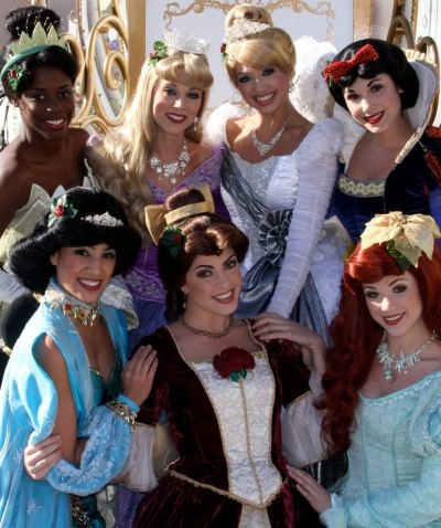 disneyprincessdreams:  Beauties<3