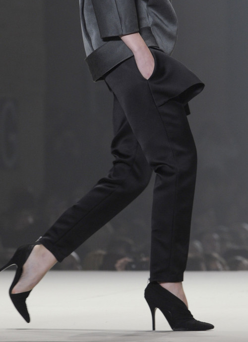 thewakeupcall:  Alexander Wang Fall 2013.