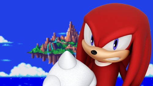 Can we talk about how this guy needs to come back? Knuckles the Echidna was an important figure in the Sonic franchise and co-stars in arguably the best Sonic game of all time (Sonic 3 of course). He had a great comeback in Sonic Adventure and to see how far he's fallen really sucks. He's been reduced to a side character that only shows up to be annoyingly hot-headed. Knuckles should have a bad attitude, but only when it really matters. Master emerald being taken? Yes. Just because? No. His voice has sucked since 4Kids as well. His SA1-Heroes voice was perfect.  Point is, Knuckles is awesome and needs more love.