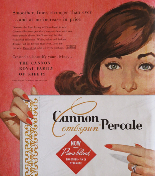 Canon Percale Sheets BH 1960 (by hmdavid)