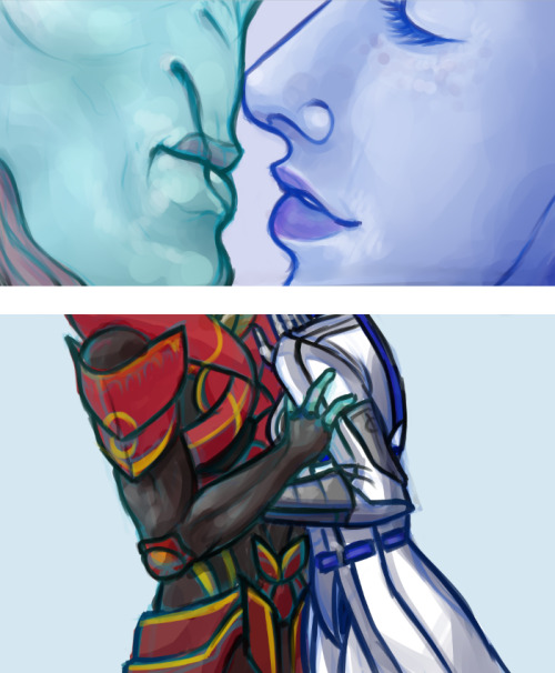 where-was-my-fault:  Some more T'sovik by ~InvaderLi