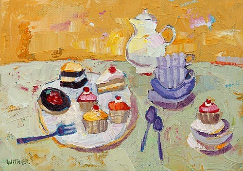 Kirsty Wither Afternoon Delights 21st century