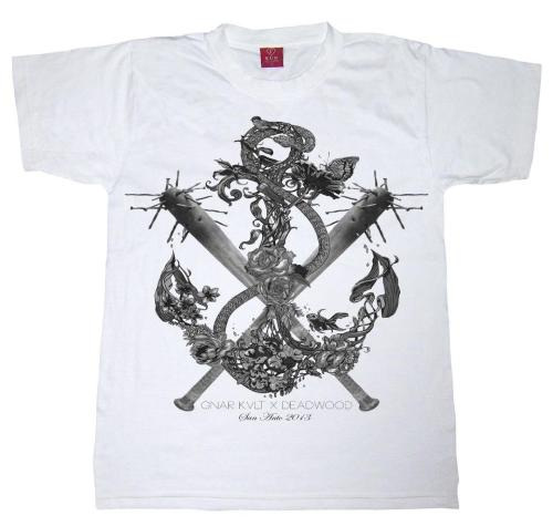 Deadwood Has Paired Up With Gnar Kvlt To Drop This Sick Limited Collab Tee. Available 4/20 Proceeds From This Tee Will Be Used To Improve Our San Antonio Skateparks!