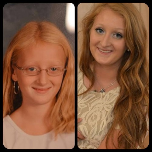 #transformationTuesday😂😂😂😂 4th grade/12th grade