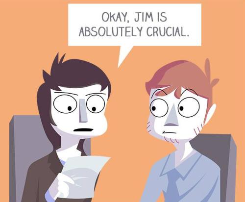 tastefullyoffensive:  [bluechaircomics/via webtoons]