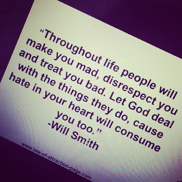 Truth 🙌 #willsmith #quotes #hate #heart 💕