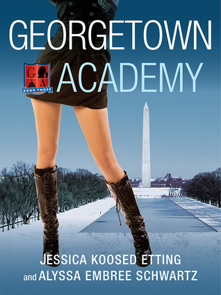 "Georgetown Academy Book 3- Jessica Koosed Etting and Alyssa Embree Schwartz It's Inaugeration Day and what better way to celebrate than with some fictional political drama. I don't know about you but the fictional kind is much more palatable to me than the real life political drama these days. That being said, Georgetown Academy Book Three JUST came out on January 15th and this time, we're hitting the slopes. A few weeks have lapsed since the end of Book Two and the Follow the Stars event and there are quite a few changes to absorb. Brinley is back and practically a different person. I LOVE HER! Her growth is phenomenal. Ellie meanwhile is struggling and making some terrible decisions and at one point I wanted to shake her and say, ""LOOK AT YOUR LIFE! LOOK AT YOUR CHOICES!"". We get some great twists and turns but we also get a ski lodge setting. The best part of the Georgetown Academy books—aside from the politics, relationships, fashion—is that every single character is flawed and those flaws make them real, believable, and most of all lovable. The end of Book 3 is a doozy and I NEED Book 4, like yesterday.  Haven't read book 1 or 2 yet? No worries! Enter to win BOTH via rafflecopter here!  Overall: A Georgetown Academy Book Three is out from Colilquy now. Get your copy here. e-acr provided gratis via Coliloquy."