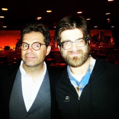 scovill:  With @danagould at the Punchline SF.