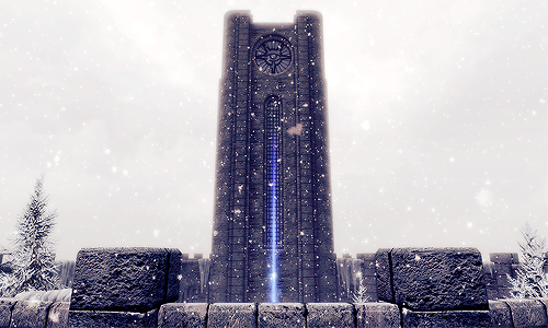 Skyrim Locations → [4/?] The College of Winterhold - Exterior