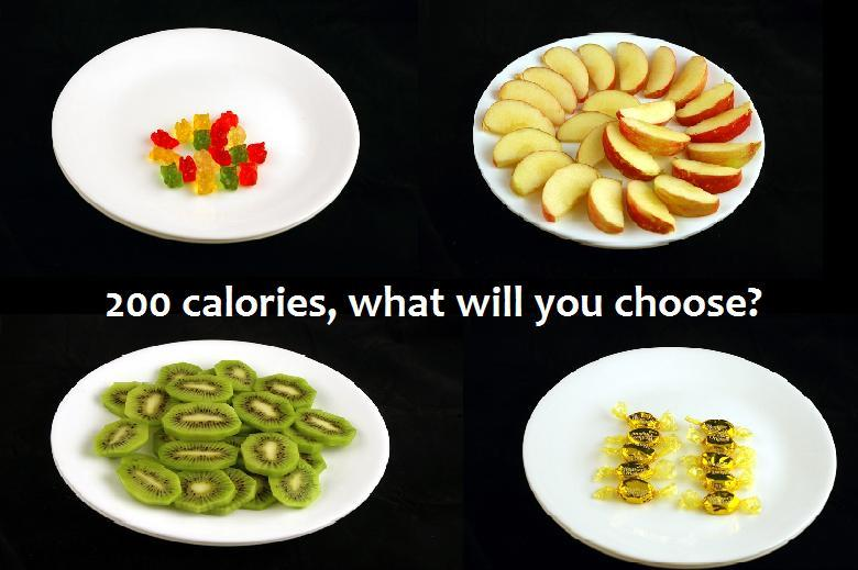 gettingskinnyinamerica:  Candy if I want it. Fruit if I don't. Moderation, that's what's up.  Damn. This makes so much sense!