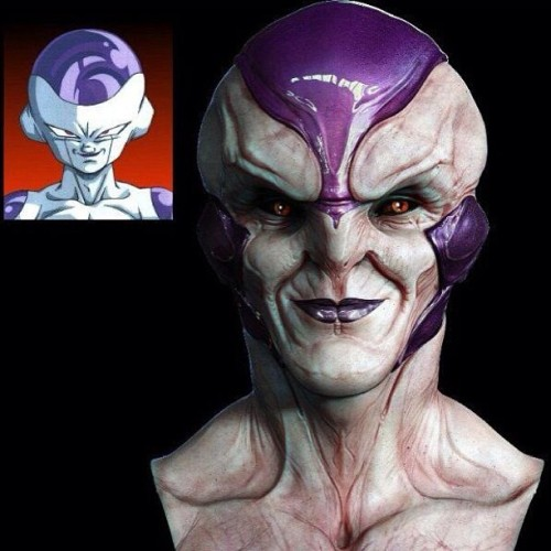 Frieza is real? O.o  #dragonball #dragonballz #dbz #frieza #anime