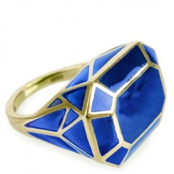 dontmindtheblond:  Ring ❤ liked on Polyvore (see more blue jewelry)