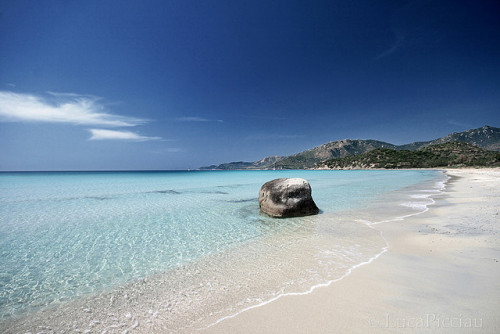 fuckyeahsardinia:  Villasimius, Sardinia  A blue sensation by LucaPicciau on Flickr