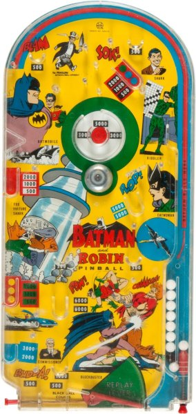 cryptofwrestling-batman-robin-toy-pinball