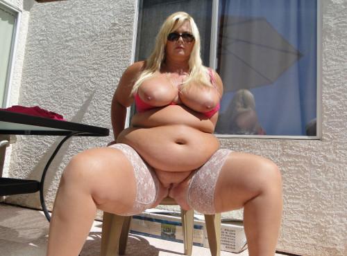Sexy plumper