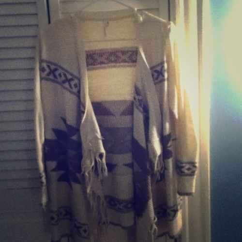 I just added this to my closet on Poshmark: Cute Tribal Sweater. (http://bit.ly/14Y7Gb9) #poshmark #fashion #shopping #shopmycloset