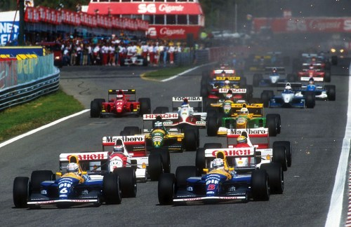 GP Portugal, Estoril 1992
