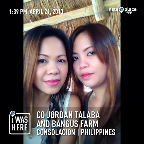 at Co Jordan Talaba and Bangus