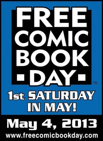 Tomorrow is Free Comic Book Day! What is it and how does it work? #SDCCView Post