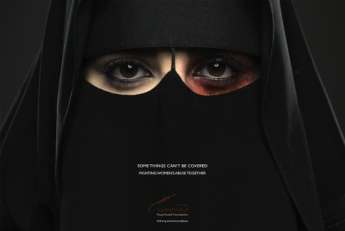 No More Abuse: Saudi Arabia's New Anti-Domestic Violence Campaign http://www.thecultureist.com/2013/05/16/no-more-abuse-campaign-womens-rights-in-saudi-arabia/