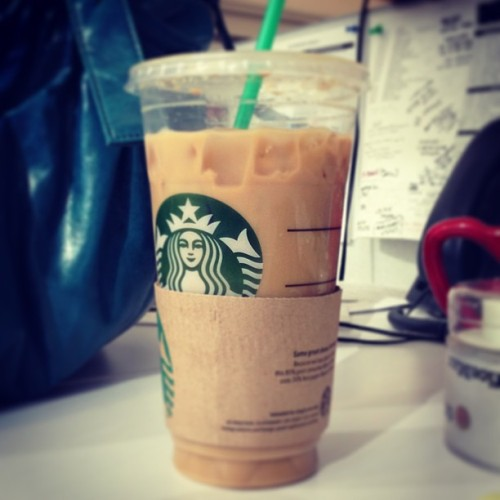 it's a venti kind of day #tired #starbucks #ilovecoffee