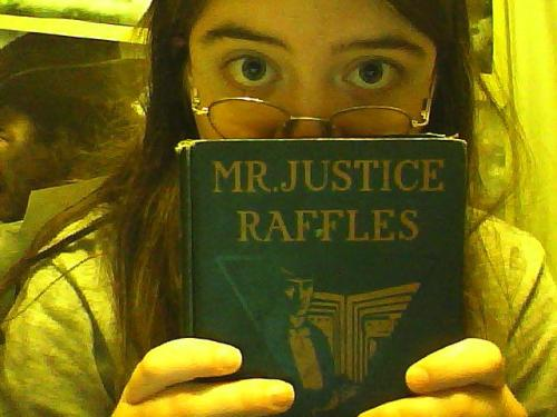 do-you-have-a-flag:  drjohnhwatson:  lOOK WOT I GOT FOR CHRISTMAS lol i already knew about it and my parents meant it as a surprise but i showed it to them on ebay to bid on so of course id wanna check to see whether i ought be devastated or no (whether i got it or not you see) fIRST EDITION RAFFLES BOOK hOLLA  WOWWWWWWWWWWWW