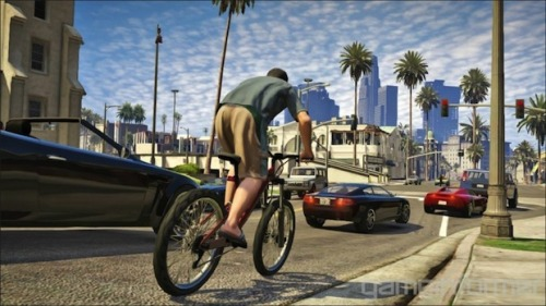 carpedream:  GTA V