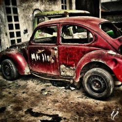 vw kodok #ehem #hdr_indonesia  (at Republik HDRIndonesia)