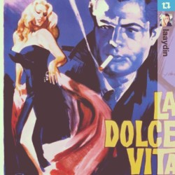 #Repost from @laaydin with @repostapp #federicofellini #ladolcevita #anitaeckberg my all time fav #movie #classic