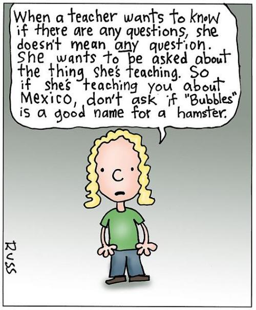 Brilliant :-) #Reblogged #NotMine #teaching