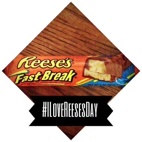 Dessert on #ILoveReesesDay! Made with #typicpro #instagram
