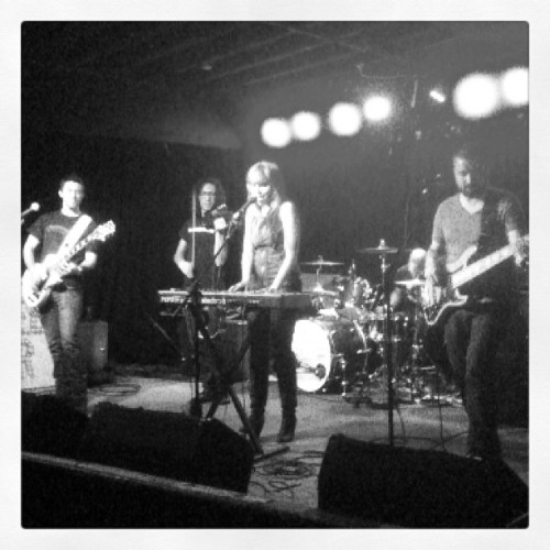 Rachel and the Kings…. of the stage! (at Marquis Theatre)