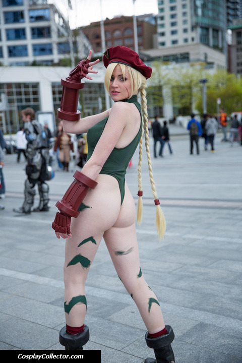 dtjaaaam:  Cammy White - Fan Expo Vancouver 2013 So that's why they call her DatAssuka. Cosplayer: DatAssuka/Maryjane Cosplay